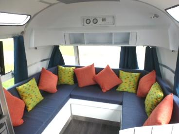 airstream hire glamping holiday