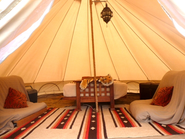 In ... & Bell Tent Glamping Holidays in Dorsetu0027s Countryside - Dorset ...