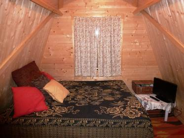 glamping pod as double