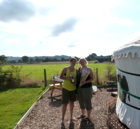 gay glamping holiday dorset dche.co.uk