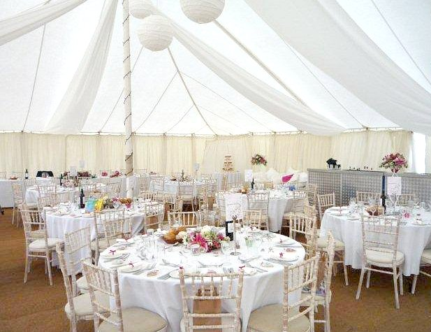 wedding marquee dorset country holidays and events